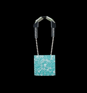 133380565920 - Necklace - Stephie-Stone, recon, magnets