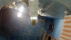 Screenshot Wassertropfen - Video Installation